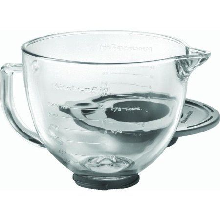 KitchenAid Glass Bowl - Walmart.com