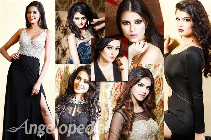 Miss Earth India 2016 Official Photoshoot