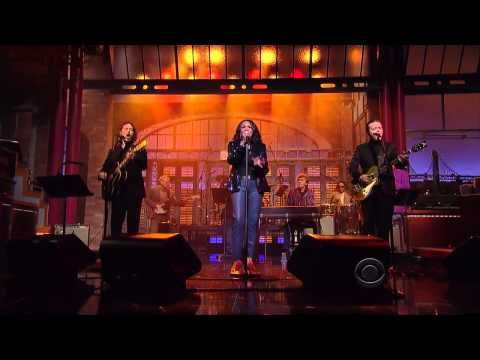"Letterman Show performance of ""I Ain't Easy to Love"" with Candi Staton, Jason Isbell & the Swampers from the Documentary Movie: Muscle Shoals - ▶ Muscle Shoals Letterman - YouTube #Relationships #LoveThis"
