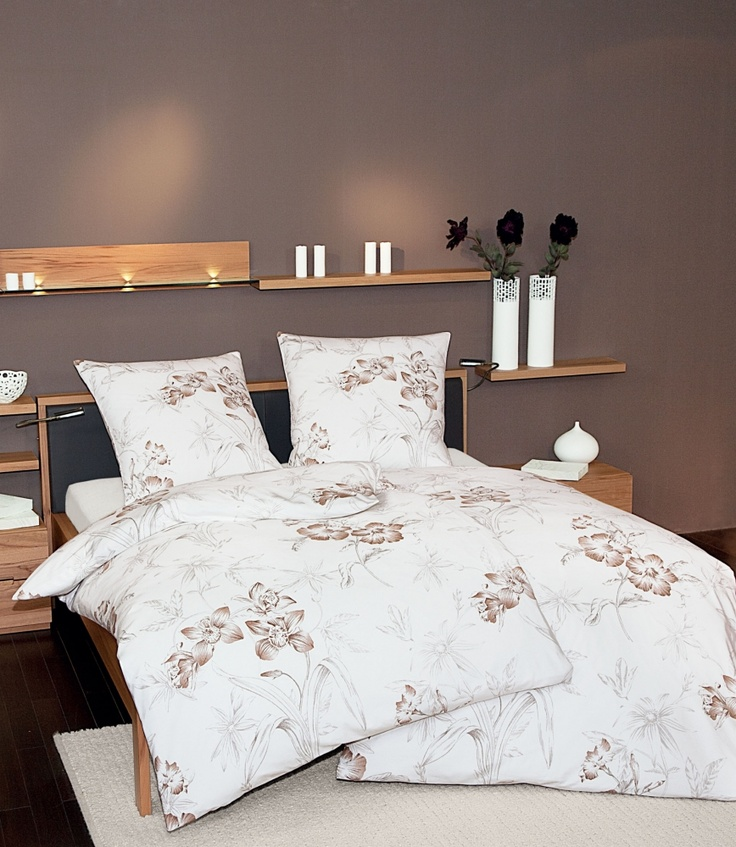 janine chinchilla 7573 bettw sche cappuccino 2 gr en 135 200 80 80 cm bettw sche pinterest. Black Bedroom Furniture Sets. Home Design Ideas
