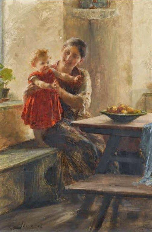 Μάνα και παιδί