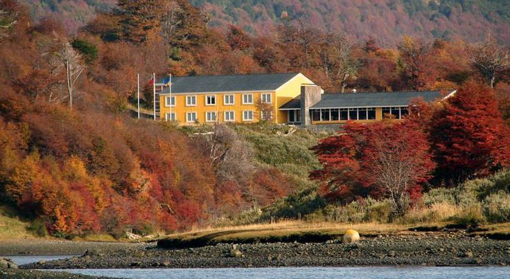 Lodge Lakutaia, Hoepdagem Puerto Williams, #chile #patagonia