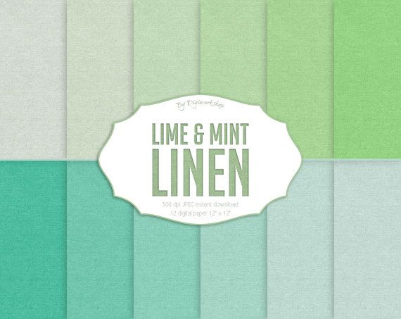 "#Linen Digital Paper: #Fabric Textures or Linen Digital Backgrounds - ""Lime and #Mint Linen""   12 digital paper ""Lime and Mint Linen"" this is digital linen backgrounds with  f... #etsy #digiworkshop #scrapbooking #illustration #creative #clipart #printables #cardmaking #linen #lime #mint #fabric #burlap ➡️ http://etsy.me/2jtByWu"
