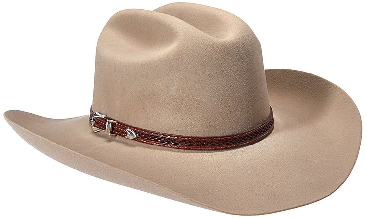 Stetson Marshsll 4-X Wool Cowboy Hat- same hat Givens wears on Justified// LOVE his hat!