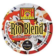 Diedrich Coffee Rio Blend KCups -- Details can be found by clicking on the image.