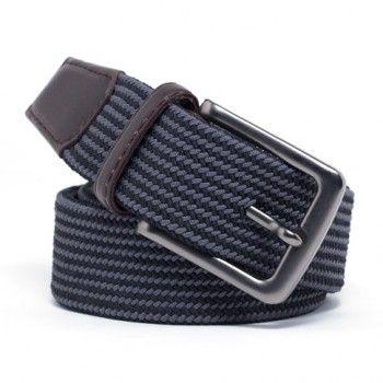 belt, elastic, one size, blue lemon paris