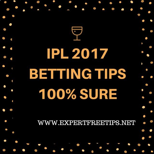 Free Betting Tips - IPL Prediction 2017 :Daily Free Betting Tips and Match Predictions 100 Sure Why not to check it yourself - Receive Free Betting Tips from Our Pro Tipsters Join Over 76,000 Punters who Receive Daily Tips and Previews from Professional Tipsters for FREE