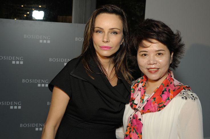 Bosideng Fashion Experience - Francesca Neri, Mei Dong