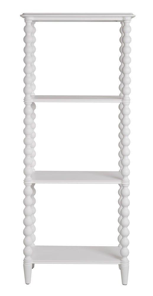 Incy Interiors Jude Bookcase - White
