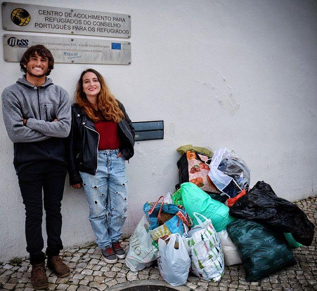 Concerto humanitário do surfista João Kopke foi um sucesso