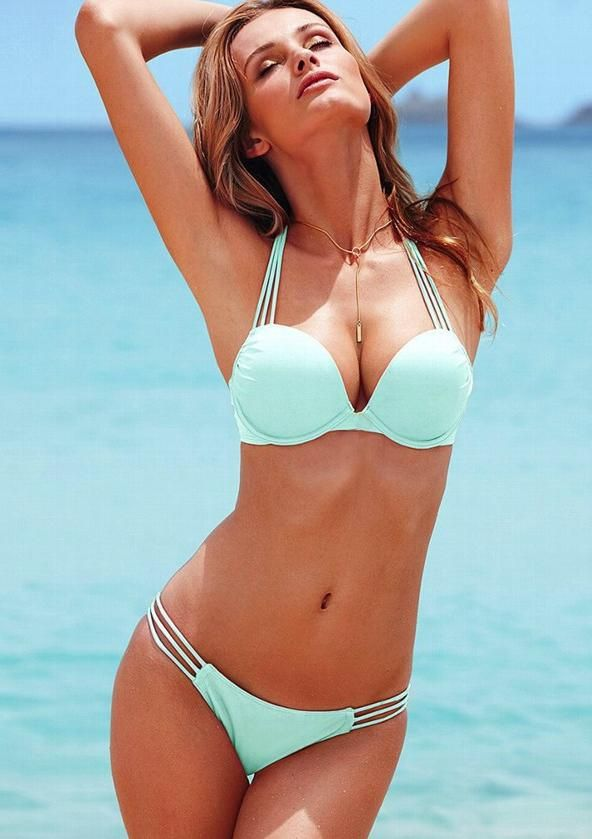 Sexy Mint Bikini from Helium3 Apparel. Saved to Men's. Shop more products from Helium3 Apparel on Wanelo.