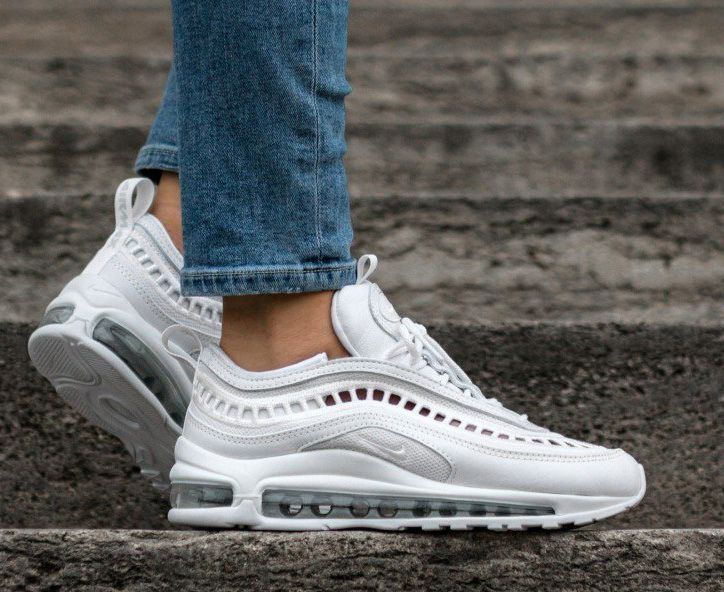 Pin on air max 97 femme blanche
