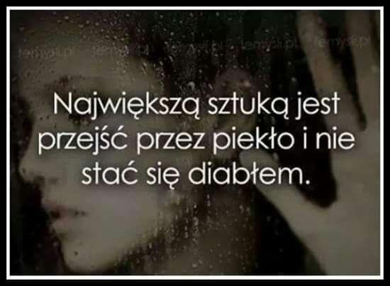 To prawda...