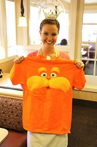 21 best halloween ideas images on pinterest lorax costume dr seuss the lorax t shirt youth adults hilarious lorax shirt orange solutioingenieria Gallery