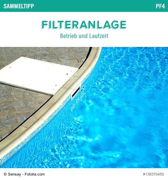 Die besten 25+ Pool filteranlage Ideen auf Pinterest Wasserwelle - sonnenkollektor pool selber bauen