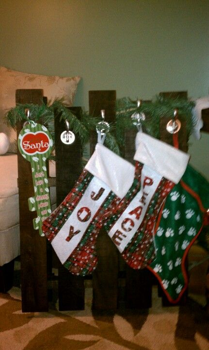 Christmas pallet project!