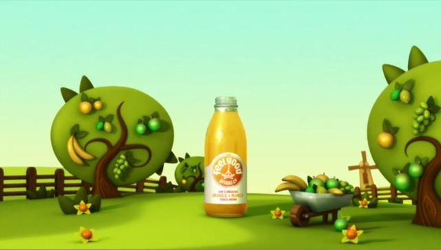 Feel Good Drinks by Seed Animation Studio. x3 10 seconders for Feel Good Drinks Co. TV campaign