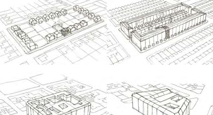 El concepto de espacio urbano. Diseño, trama y consumo energético ante el perfil urbano y significado o forma del edificio