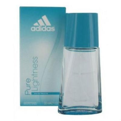 Adidas Pure Lightness for Women EDT Spray 1.0 oz only $7.95 ADIDAS PURE LIGHTNESS by Adidas for WOMEN EDT SPRAY 1 OZ Launched by the design house of Adidas in 2008, ADIDAS PURE LIGHTNESS by Adidas possesses a blend of The notes include melon, apple, aquatic notes, jasmine, magnolia, violet, lily of the valley, peach, apricot and musk.. It is recommended for daytime wear.   #Under20 #StampedRecommendCollection396669386 #EauDeToilette #adidas #women #DesignerAdidas #Discountperfume…