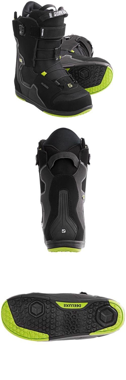 Boots 36292: Men S Deeluxe Id Pf - Pro Flex Snowboard Boots Size 8.5 W Free Burton Sticker -> BUY IT NOW ONLY: $199.95 on eBay!