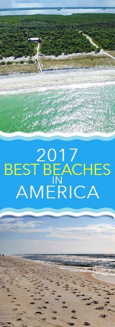 2017 Best Beaches in America