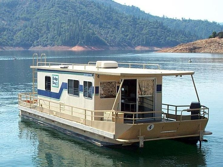 Living On A Lake : I want to be on a house boat for a week with my family and ...