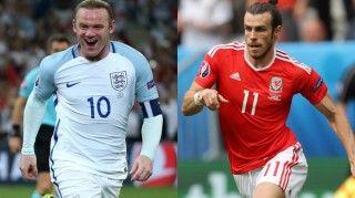 Inglaterra vs. Gales EN VIVO TV ONLINE: 'Tres Leones' pierden 0-1 en partidazo de Eurocopa 2016