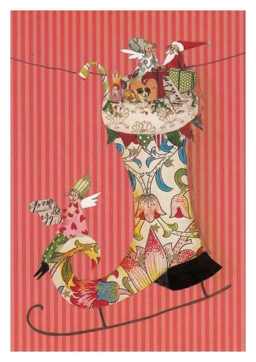 Silke Leffler Christmas Card