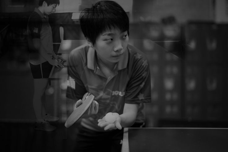 JENNIFER YUE WU, Jock | Professional Table Tennis Player | Photographed at New York Indoor Sports Club by Clang  #tabletennis #pingpong #spin #rio #olympics #roadtorio #china #beijing #sports #americandream #clang