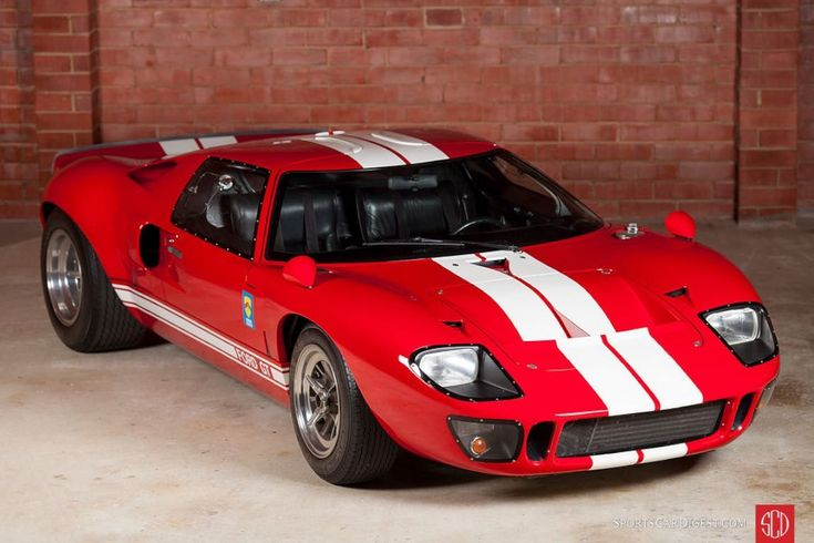 SCD Motors - The Sports, Racing and Vintage Car Market - SCD Motors offers sports cars, race cars, barn finds, concept cars, one-offs and other significant automobiles for sale.