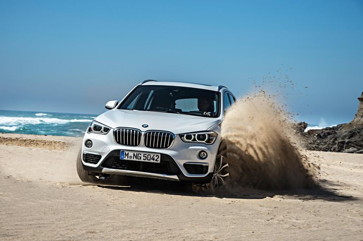 2016 BMW X1. BMW introduces the second generation of its popular compact crossover.