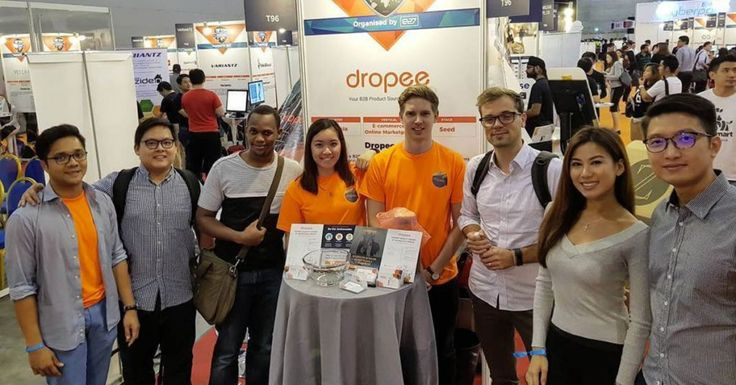 Building Platform From Scratch Helped Dropee