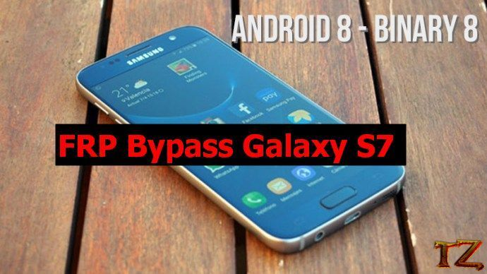How To Bypass Google Account On Galaxy S7 Binary 8 Galaxy S7