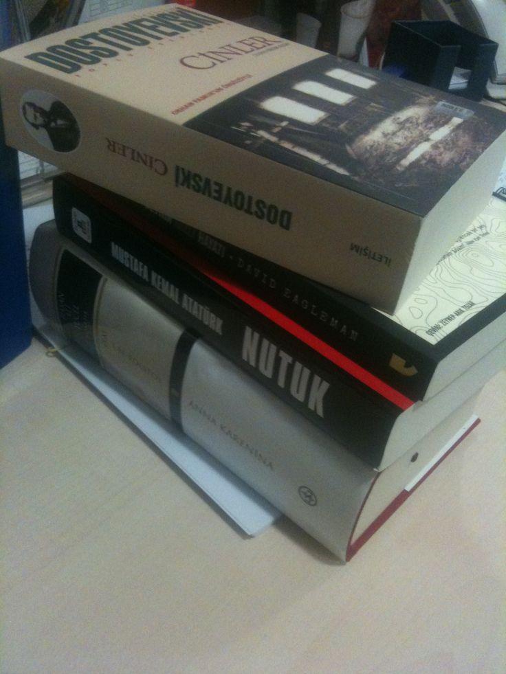 #kitaplarım