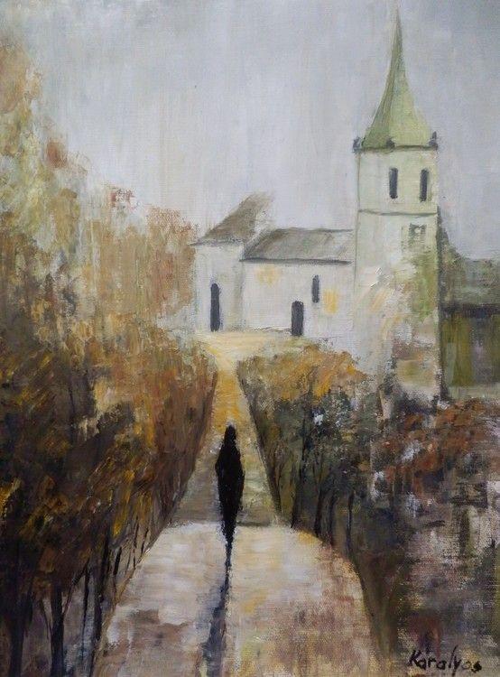 Same november by Maria Karalyos | ArtWanted.com