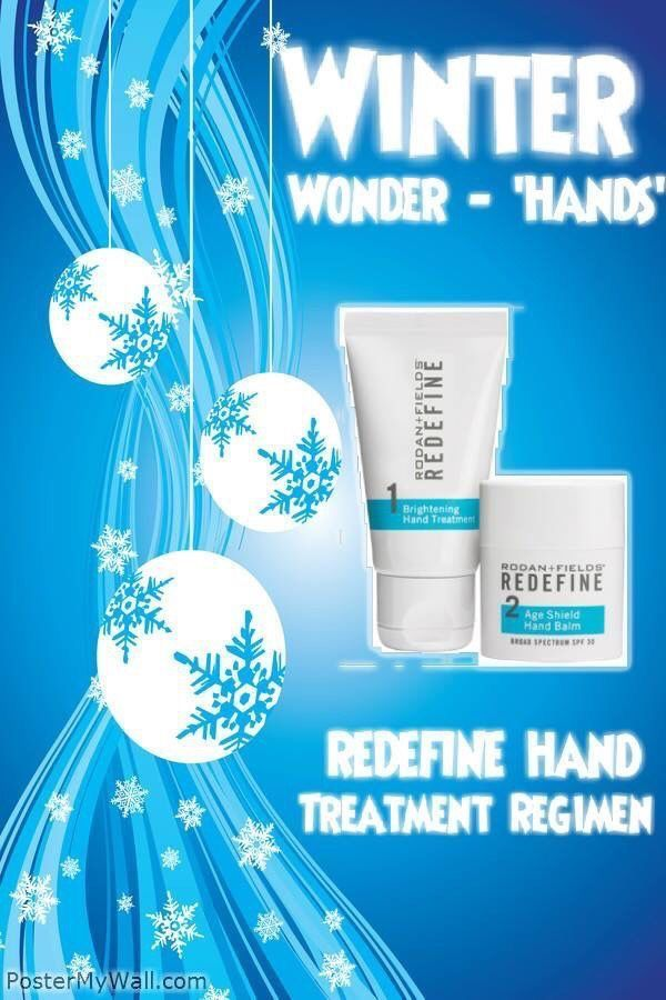 Rodan and Fields holiday gifts.