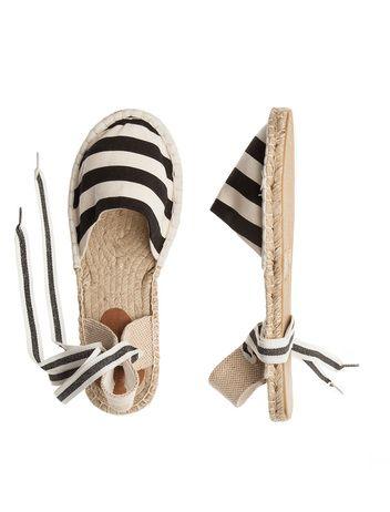 Striped espadrille | 13,99 € | Women'Secret