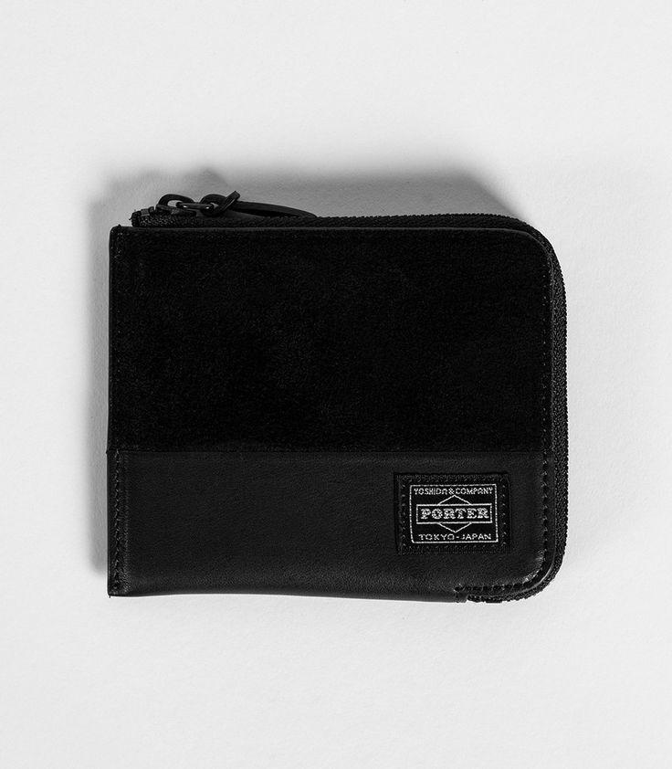 Wings+horns X Porter Japan - Wallet