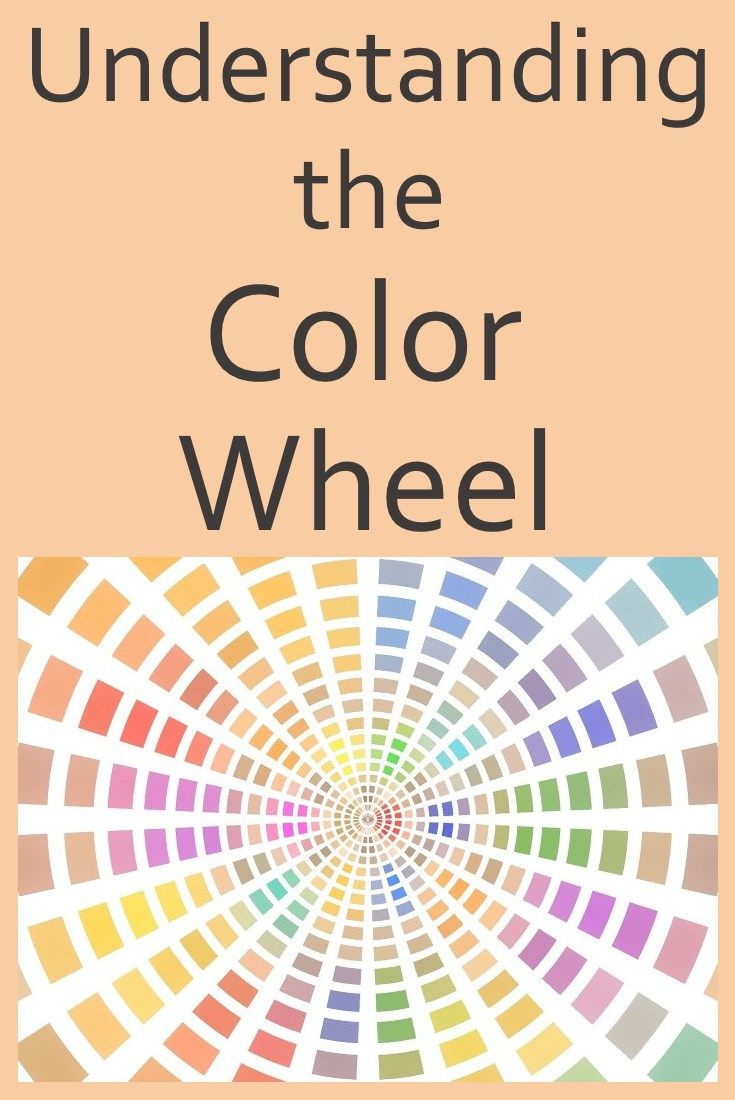 How To Mix Colors And The Relationships Within The Color