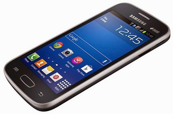 Gambar Samsung Galaxy Star Plus S7262 hitam