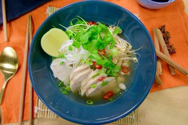 Pho – vietnamesisk soppa