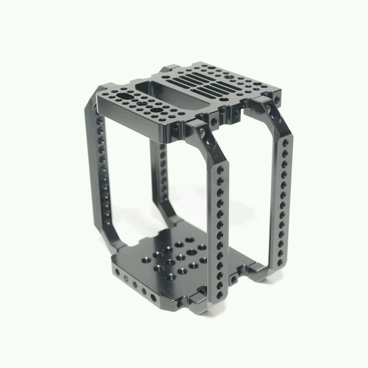 Gini ABCRIGcom Cage  for Red scarlet & epic