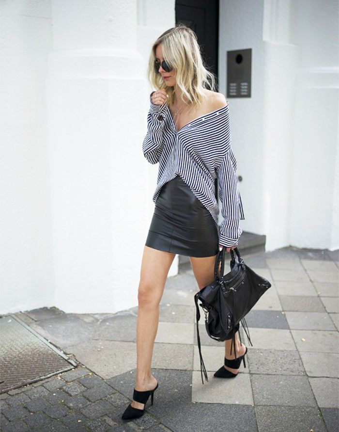 This+Blogger+Has+the+Best+Quick+Outfit+Ideas+via+@WhoWhatWear