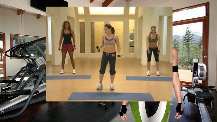Фитнес для снижения веса. 30 дневный курс, очень прикольный и эффективный Джилиан Майклс.