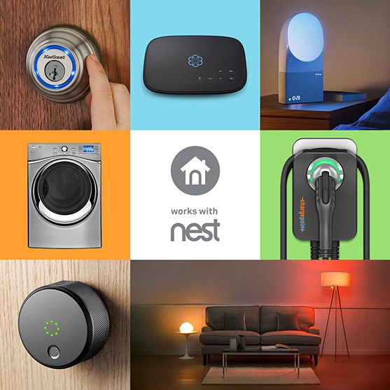 Things that magically happen around your house aren't just sci-fi anymore. They're real-life Works with Nest connections.