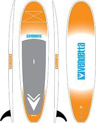 10.6 Monte Cristo Orange SUP Standup Paddle Board Surf
