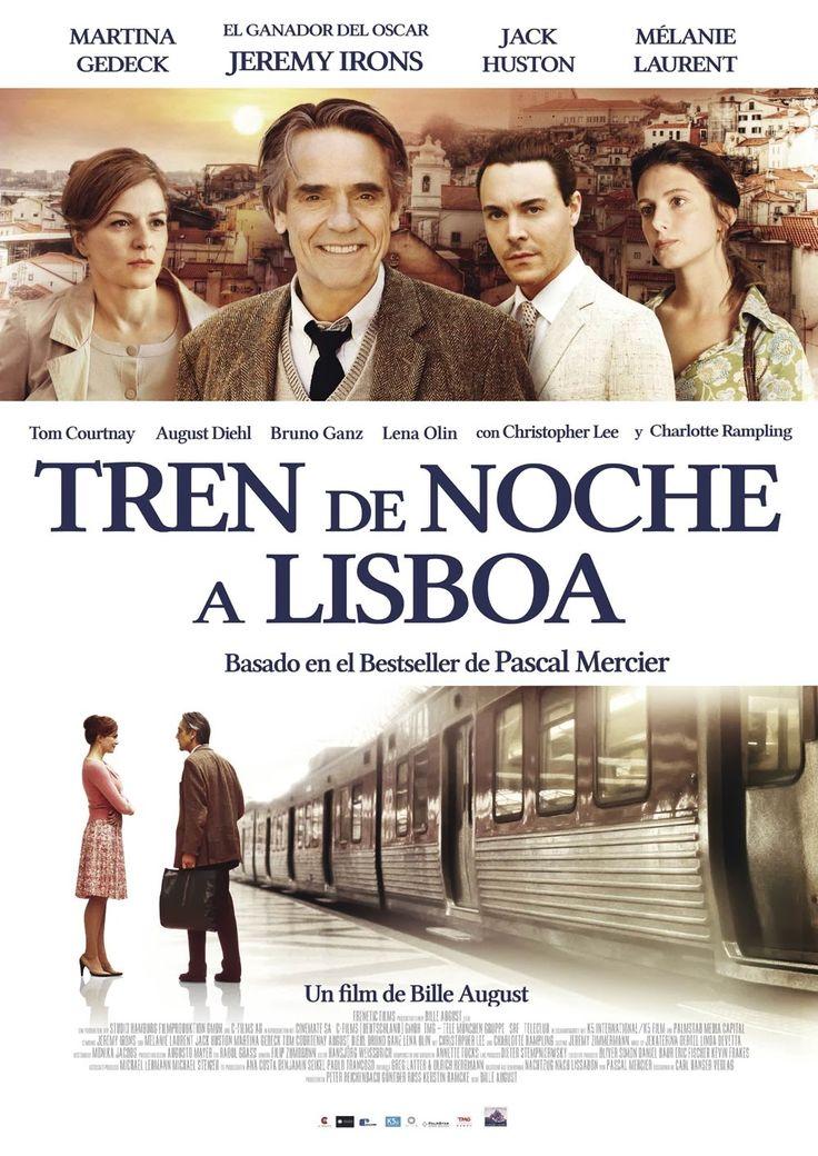Tren de noche a Lisboa [Vídeo-DVD] / un film de Bille August
