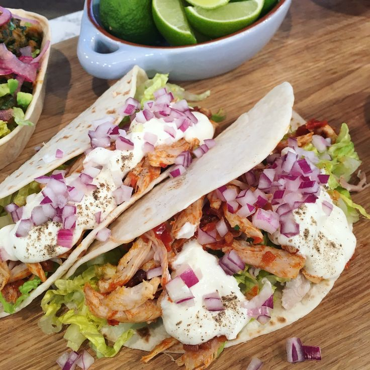 Mexican food is as vibrant as the country itself and one of the healthiest and easiest to recreate at home. To brighten a relatively dull January, Phil is in the kitchen with his tacos three ways! That's pulled chicken, coconut prawns and sweet potato and refried beans - perfect for the whole family to dig into.
