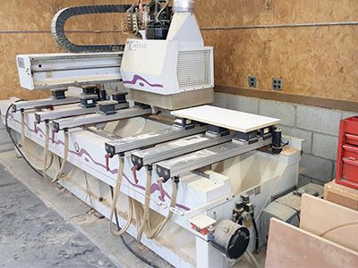 Our National Used Woodworking Machinery Listings - Week of April 24, 2017, include...      Used Weeke CNC Machining Center - Model BP-80 Optimat     Used Mikron Multi-Moulder with Tilting Spindle - Model M645     Used Ritter Horizontal Borer - Model R851     Used Ritter Horizontal Borer - Model R851 http://www.preownedwoodworkingmachinery.com/index.php/this-weeks-listings-of-used-woodworking-machinery.html