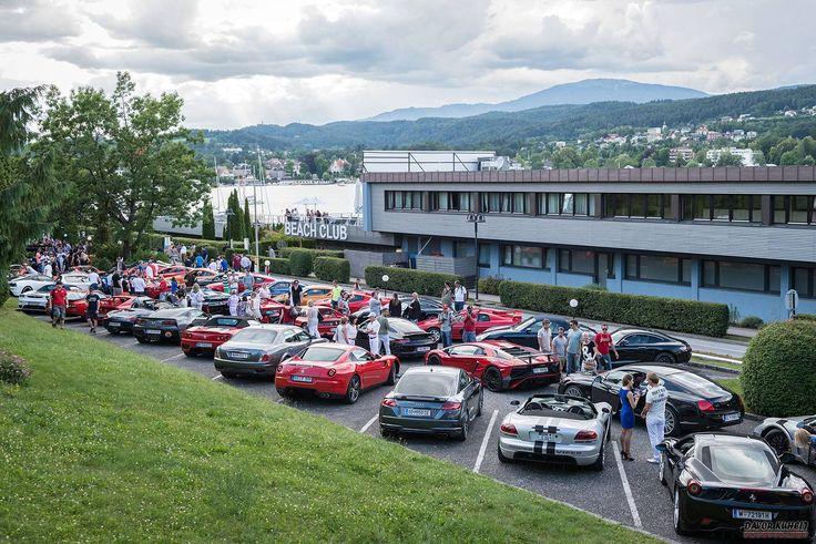 Festival international de la voiture de Sport en Autriche